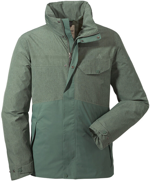 Schöffel San Jose Jacket Herren duck green